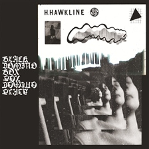 H. Hawkline - Black Domino Box