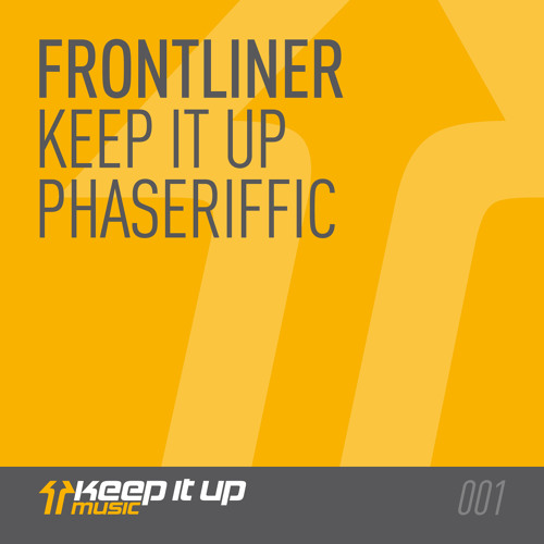 Frontliner - Keep It Up (Radio Edit) 128