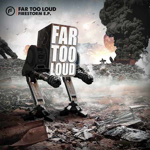Far Too Loud - Lightbringer [Funkatech Records]