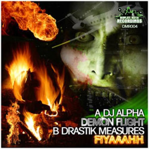 DJ Alpha - Demon Flight (Hen-C Remix)
