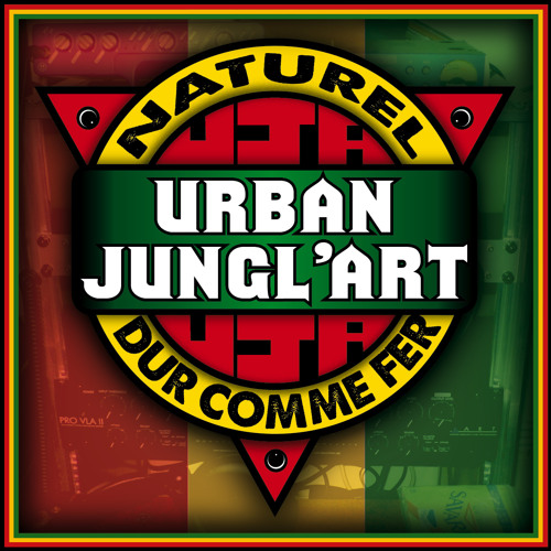 RIDDIM 116 by DJEEYOULION URBAN JUNGL'ART