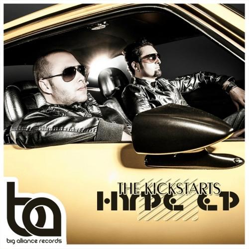 BA128 - The Kickstarts - Hype EP