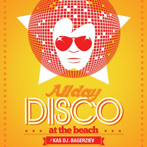 Kas DJ & Bagerziev pres. Cacao Beach Disco Calling