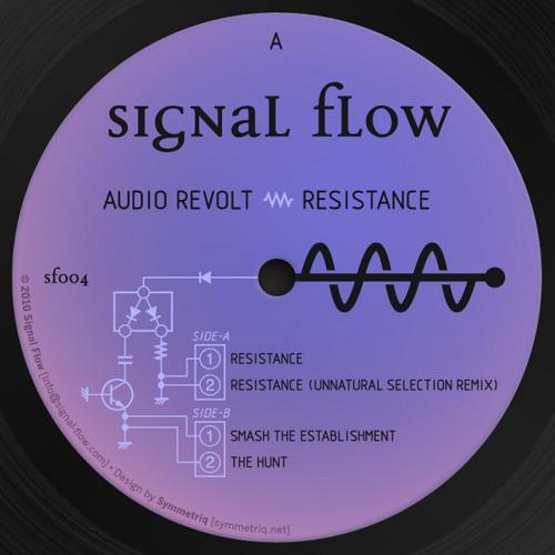 Audio Revolt - The Hunt [SF004]