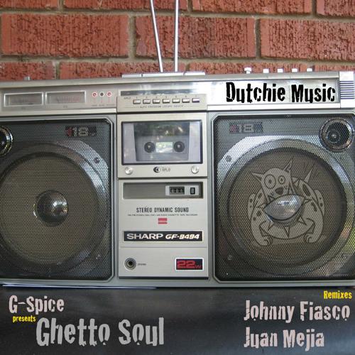 """G-Spice """"Ghetto Soul"""" Fiasco Remix"""