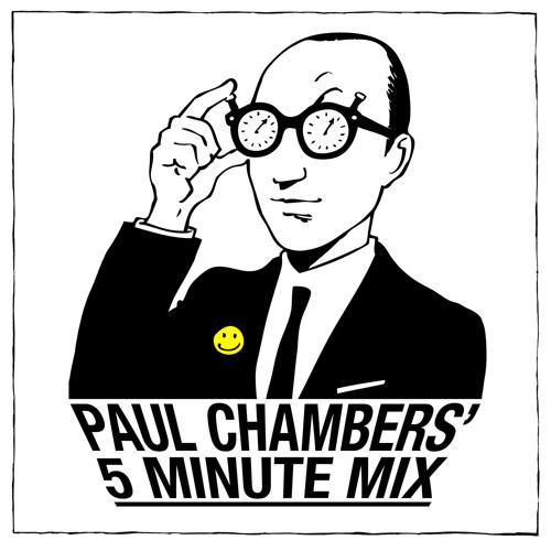 OHR Minimix 026 - Paul Chambers