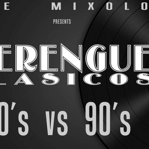 MERENGUE CLASICOS  80's vs 90's VOL. 1