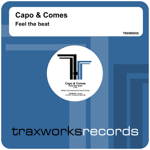 Capo & Comes - Feel the beat (original mix)