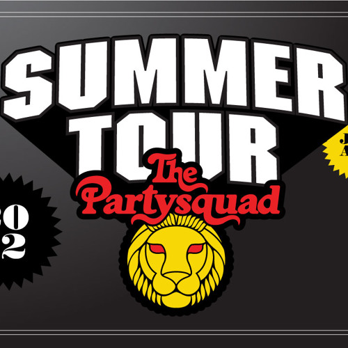 The Partysquad Summer Mix 2012