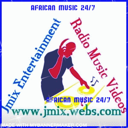 African Mix vol 1 -  JMIX ENTERTAINMENT RADIO (made with Spreaker)