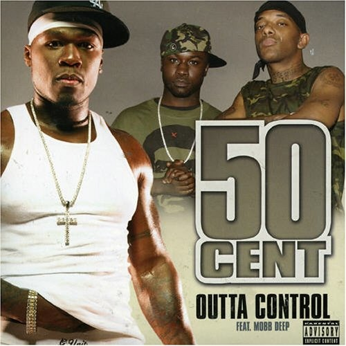 50 Cent ft. Mobb Deep - Outta Control (Remix) (Dj Crooze Friday Intro Edit)