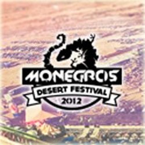 Josep Ramos - Monegros Desert Festival 2012
