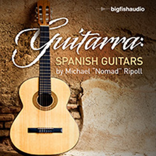 Guitarra: Spanish Guitar Loops Demo