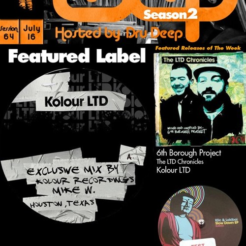 Kolour LTD - GuestMix for THE LOOP radio show