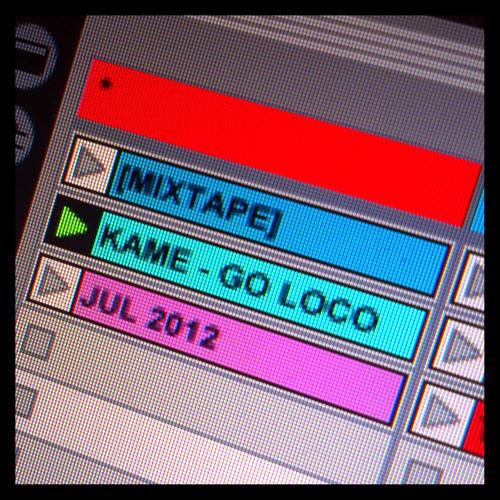 KAME - GO LOCO! [MIXTAPE JUN 2012]