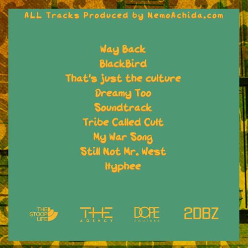 Nemo Achida - Tribe Called Cult [Prod. by Nemo Achida]