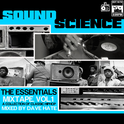 SOUND SCIENCE VOL.1 classic hiphop mixtape (free download)