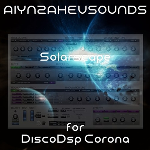 Solarscape  (For Corona)