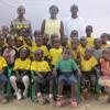 Kids at Bright Steps Learning Nursery Rhymes