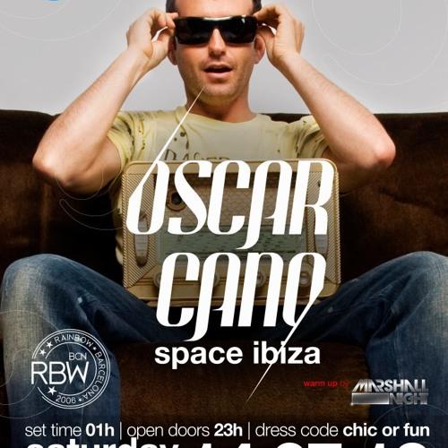 Oscar Cano - Rainbow @ Sotavento Barcelona (Dj Mix)