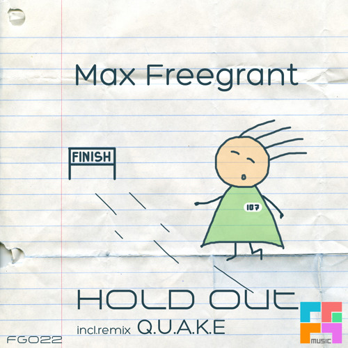 Max Freegrant - Hold Out (PROMO CUT)