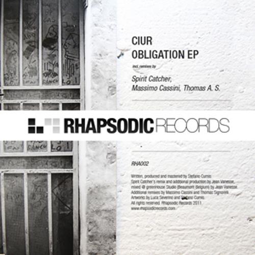 Ciur - Obligation (Spirit Catcher) // PREVIEW // Rhapsodic Records