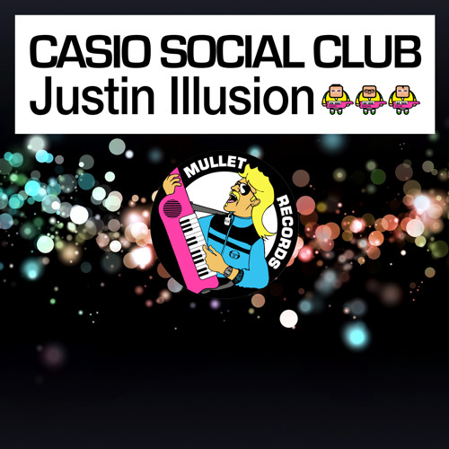 Casio Social Club - Justin Illusion • (EP Preview)