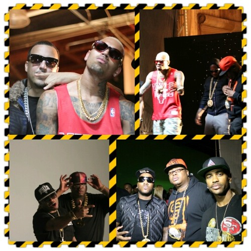 E-40 Ft Problem,Young Jeezy,Chris Brown,French Montana & Red Cafe–Function (Remix)