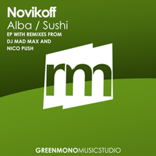 Novikoff - Sushi (Original Mix) [PROGRESSIVE]