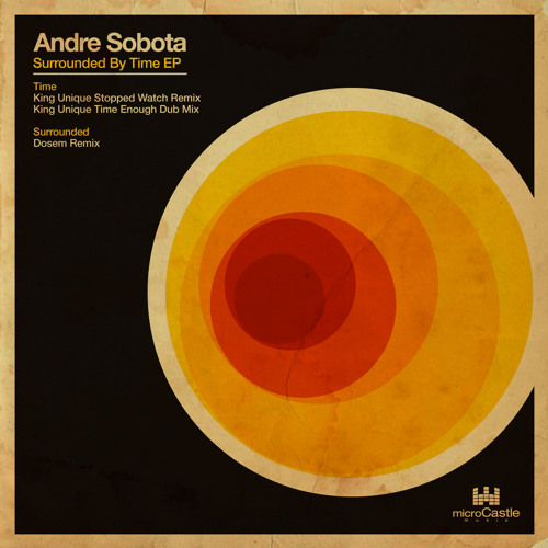 Andre Sobota - Time (Original Mix) - microCastle (PREVIEW CLIP)