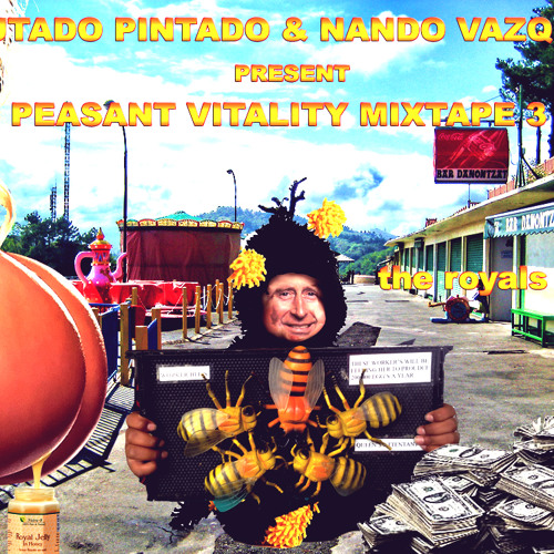 Peasant Vitality Mix Volume 3 The Royals Jelly Mix