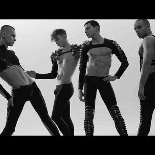 Sexy Gay Dancers not included