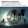 Ernesto vs Bastian - Who's The Starter 2012 (Davey Asprey Remix) [ A U D E N T I T Y ]