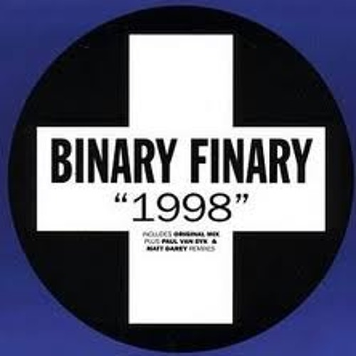 FREE DOWNLOAD - Binary Finary -1998  (Shaun Warner 2012 remix)