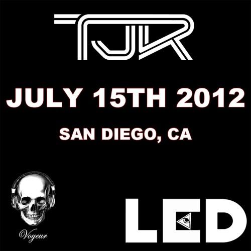 TJR @ Voyeur (San Diego, CA) [7.15.12]