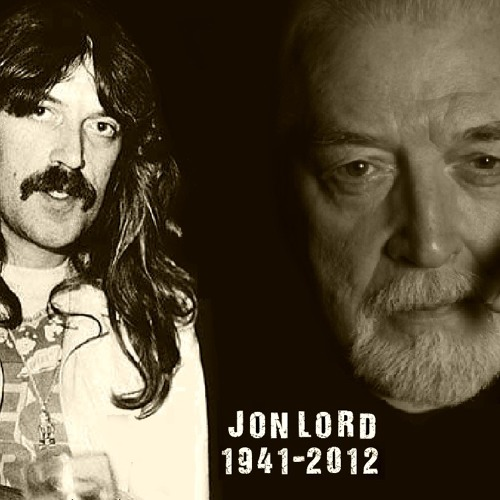 MASQUE MusicArt - Lord of Keys (Tribute to Jon Lord)