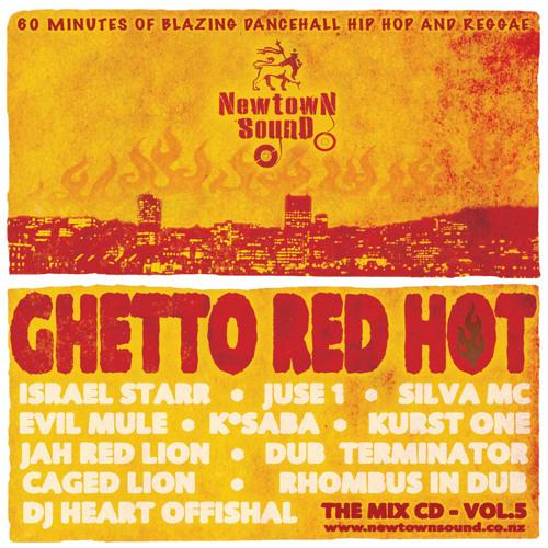 Ghetto Red Hot mix - Vol. 5