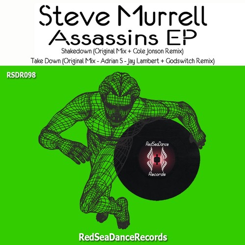 Shakedown - Steve Murrell - (192kbps Preview) OUT NOW !