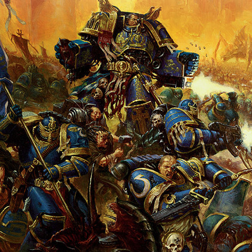 Space Marines - The Valorous Return