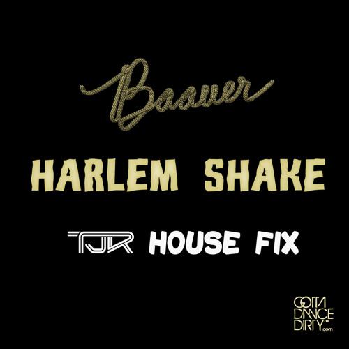 Baauer - Harlem Shake (TJR House refix)