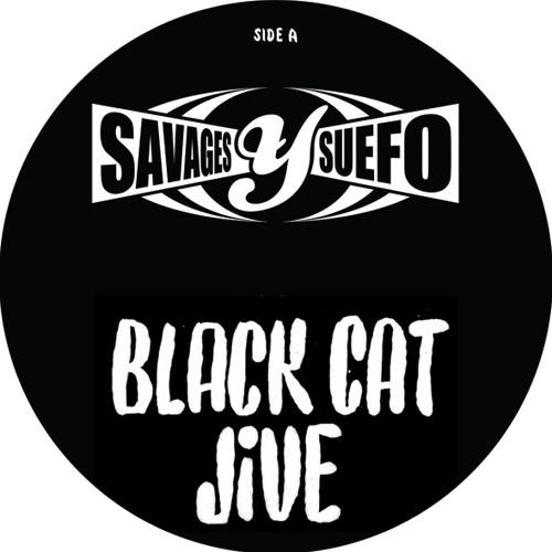 Savages Y Suefo - Black Cat Jive EP teaser