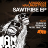 SAWGOOD & HANUMAN TRIBE - 'Sawtribe' (HANUMAN TRIBE radio edit feat. EVA GOLD)