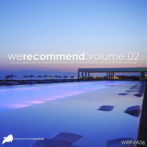 Monday - Wonderland (Original Mix) [WeRecommendRecords]