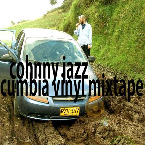 Copia Doble presente: Cohnny Jazz - Cumbia Vinyl Mixtape