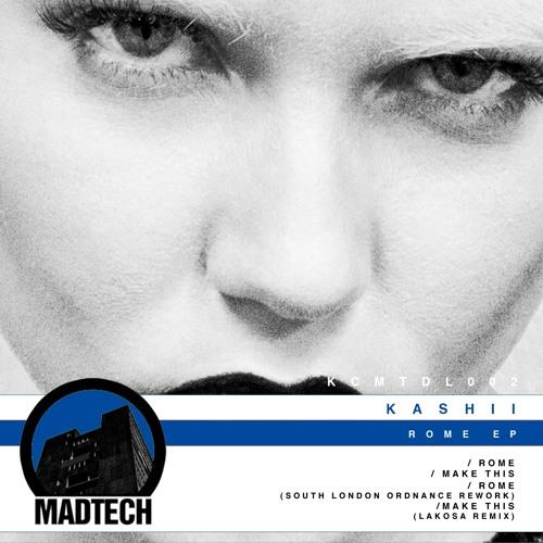 (KCMTDL002) Kashii - Rome EP