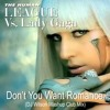 The Human League X Lady Gaga - Don't You Want Romance (DJ Wilson Mashup Mix)