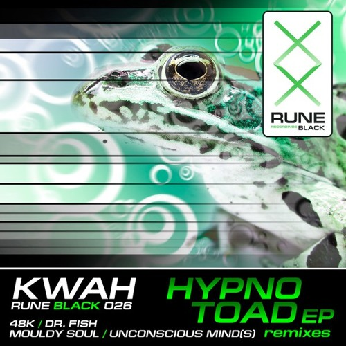 RUNE026BLACK: Kwah - Proton Perspective (Mouldy Soul Remix) [PREVIEW]
