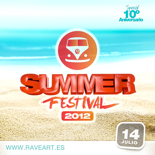 Refracture live @ The Summer Festival, Spain 2012