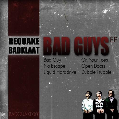 Requake & BadKlaat - Open Doors