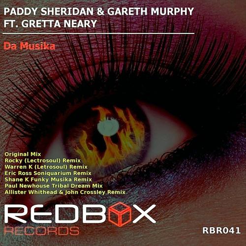 Paddy Sheridan & Gareth Murphy Ft. Gretta Neary - Da Musika (Shane K Funky Musika Remix)(Promo)